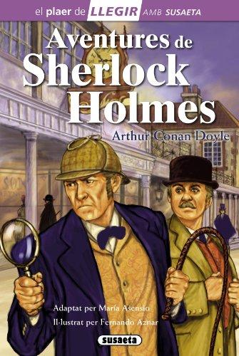 Aventures de Sherlock Holmes (Llegir amb Susaeta - nivel 4) por Arthur Conan Doyle