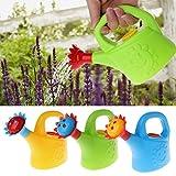 Qiman Gießkanne Spielzeug, Niedlichen Cartoon Hausgarten Gießkanne Sprühflasche Sprinkler Kinder Strandbad Spielzeug
