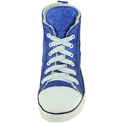 Gohom , Chaussons pour homme Shinging Blue