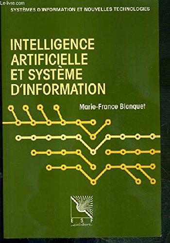 INTELLIGENCE ARTIFICIELLE ET SYTEMES D'INFORMATION. Le langage naturel par Marie-France Blanquet