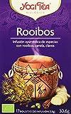 Yogi Tea Rooibos - Paquete de 6 x 17 Sobres - Total: 102 Sobres