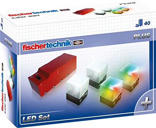 fischertechnik Plus-LED Set, 1 Set