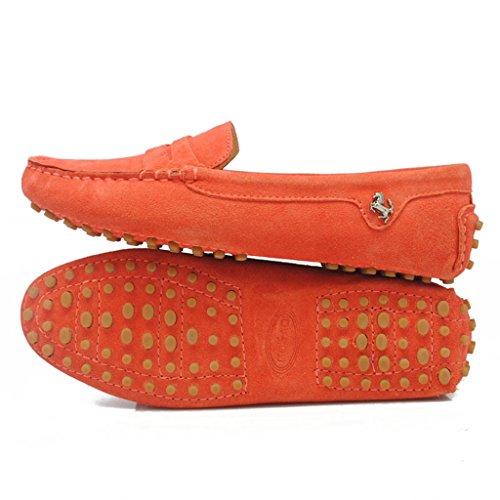 Meijili - Sandales Pour Femmes En Oranger