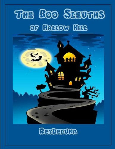 The Boo Sleuths of Hallow Hill (English Edition)