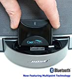 Best I Phone Docking Station - CoolStream Duo. Bluetooth Music Receiver for iPhone Docking Review