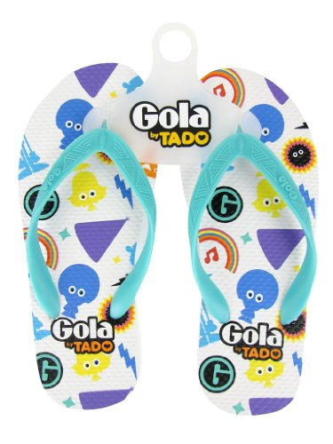 Gola , Damen Dusch- & Badeschuhe Party Beach