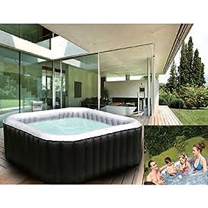 Heart Outdoor Whirlpool Spa Balboa Steuerung 2 Personen Dreammaker ...