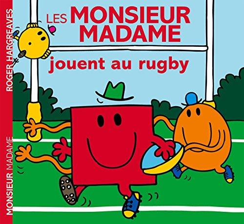 Les Monsieur Madame jouent au rugby por Collectif