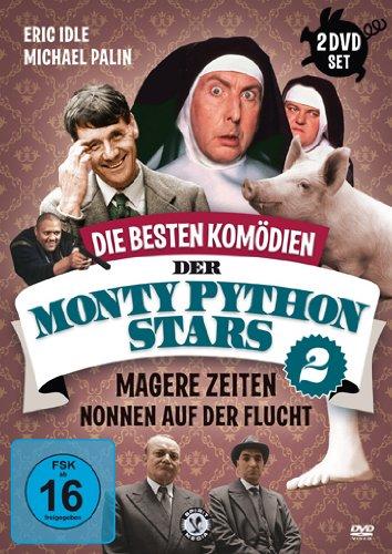 Die besten Komödien der Monty Python Stars 2: Magere Zeiten / Nonnen auf der Flucht [2 DVDs]