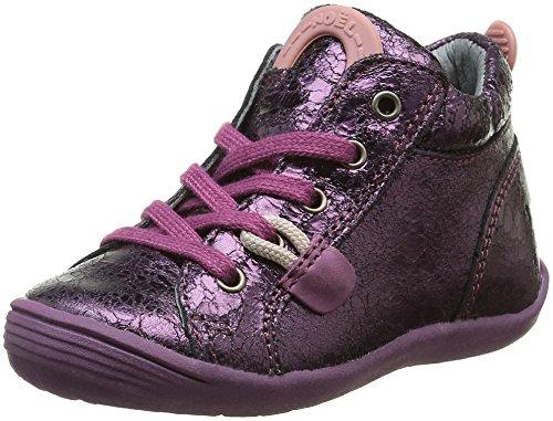 Noël Mini Kd, Chaussures Marche Bébé Fille Rose (106 Médoc)