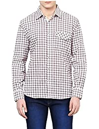 Urbano Fashion Stylish Cotton Shirt For Men for Casual and Office Wear