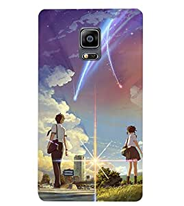 """NIRANG High Quality Printed Desinger Back Case Cover For """"Samsung Galaxy Note Edge N9150"""""""