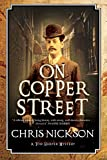On Copper Street: A Victorian police procedural (A Tom Harper Mystery Book 5)