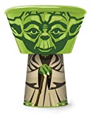 Star Wars - Set Colazione Impilabile 3Pz - Bicchiere, Ciotola E Piattino - Novità Prodotto Originale [Yoda]