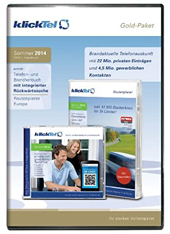 klickTel Gold-Paket Sommer 2014