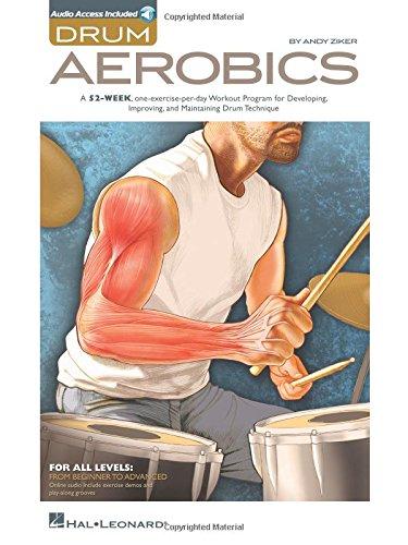 Andy Ziker: Drum Aerobics: Lehrmaterial, CD (2) für Schlagzeug