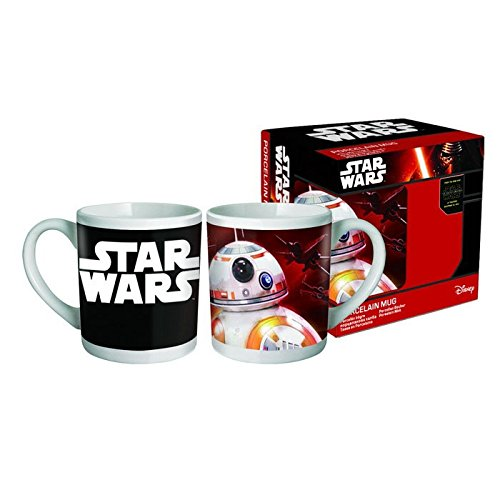 Taza Star Wars Episodio VII BB-8 porcelana