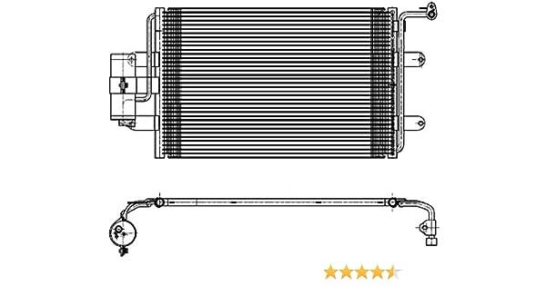 BEHR HELLA SERVICE 8FC 351 036-384  Condenseur climatisation