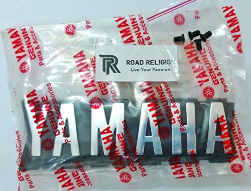Road Religion Yamaha RX100 / RXG 135 Fuel Tank Monogram with screw fitting