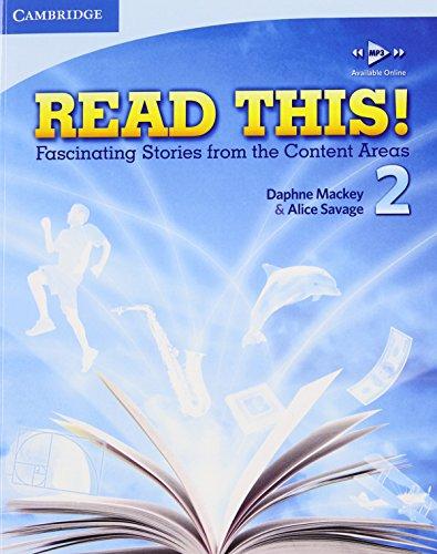 Read This! 2 Student's Book por Daphne Mackey