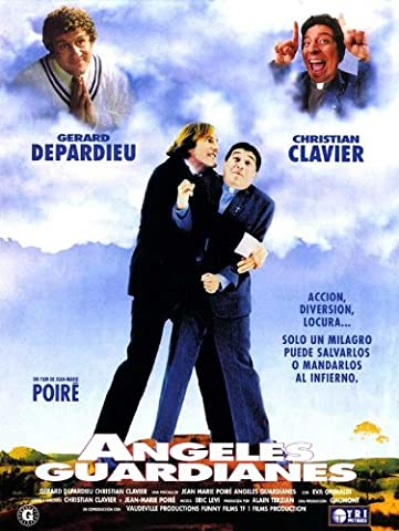 Guardian Angels Affiche du film Poster Movie Anges gardiens (11 x 17 In - 28cm x 44cm) Spanish Style A
