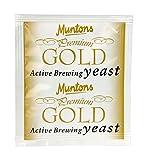 Muntons Premium Gold 6g obergärige Bierhefe