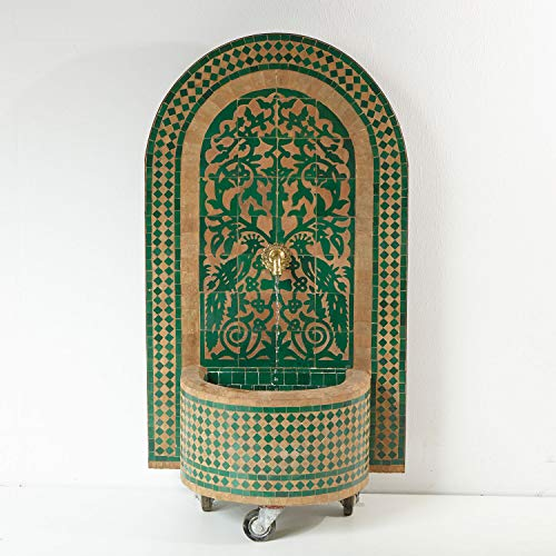 Gartenbrunnen Mosaikbrunnen orientalischer