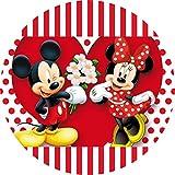 Tortenaufleger Mickey Mouse4 / 20 cm Ø
