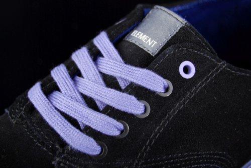 Element Etsdm101A6945, Baskets mode homme Negro (Schwarz)