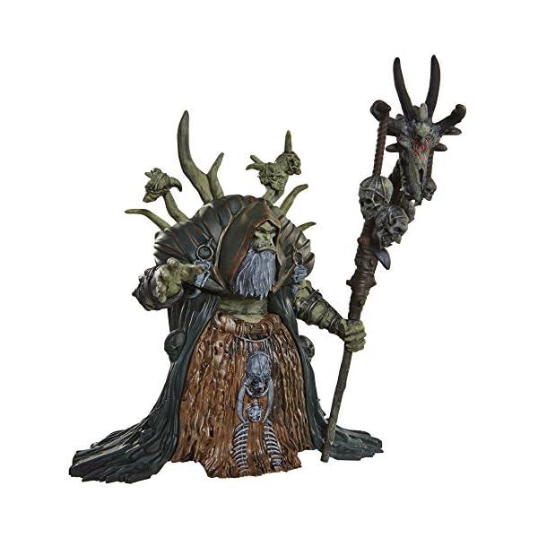 Warcraft Figura de Gul-Dan de 6 Pulgadas 3