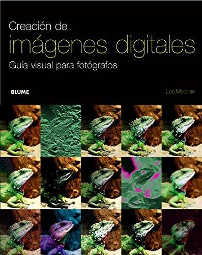 Creación de imágenes digitales por Les Meehan