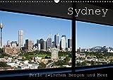Sydney - Perle zwischen Bergen und Meer (Wandkalender 2019 DIN A3 quer): Multikulturelle Perle am Südpazifik (Monatskalender, 14 Seiten ) (CALVENDO Orte)