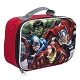 Avengers EVA 3d borsa-nuovo Prendere il pranzo a scuola o giorni fuori con questo Avengers-Borsa per il pranzo. Il suo contenitore mantiene il cibo fresco. Il carattere Fun Loving, Iron Man, Hulk, Thor e Captain America stampa su il lato ...