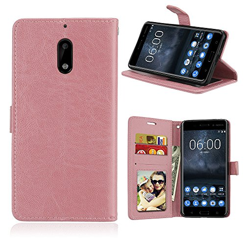 VYNOPA CASE Für Nokia 6 Fall, Solid