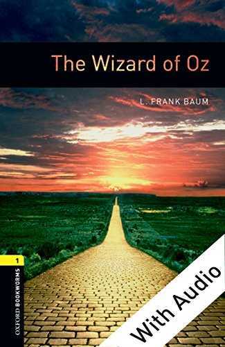 400 Audio (The Wizard of Oz - With Audio Level 1 Oxford Bookworms Library (English Edition))