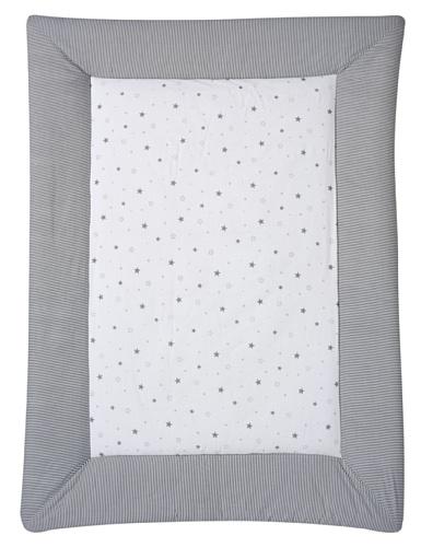 Schardt manta / alfombra gatear, 100 x 135 cm, Gris (Sternchen grau)