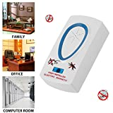 LIDIWEE Electronic Ultrasonic Mouse Rat Mosquito Insect Rodent Control Pest Repeller