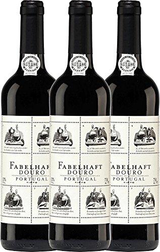 3er Paket - Fabelhaft Tinto Douro DOC 2016 - Niepoort | trockener Rotwein | portugiesischer Wein vom...