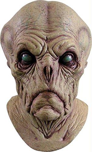 Kostüme Ghoulish (Alter Alien Voll-Maske aus Latex für)