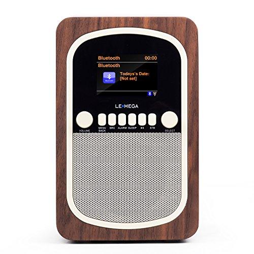 LEMEGA Internetradio M1 DAB, DAB+, FM Radio im Test