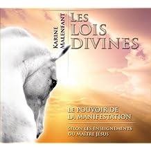Les Lois Divines - Livre Audio 2 CD de Karine Malenfant (2011) CD
