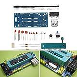 LaDicha DIY ATmega8 Minimum System Board ATmega48 ATmega88 Minimum System Board AVR Kit