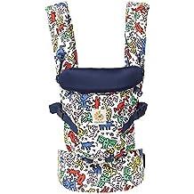 Ergobaby Adapt Special Edition Keith Haring - Mochila portabebés, color pop