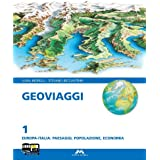 Geoviaggi. Con atlante. Per la Scuola media. Con CD-ROM: 1