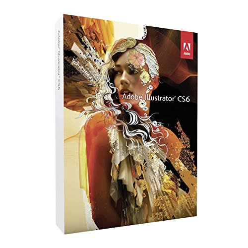 Adobe Illustrator CS6 - Windows - Official Adobe Download - KEINE ABO Licence (Download Illustrator)