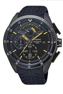 Reloj de caballero Reloj de caballero Pulsar PS6045X1 - Reloj de Caballero movimiento de cuarzo con correa de caucho de Pulsar