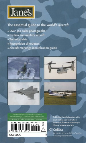 Jane's Aircraft Recognition Guide (Jane's Recognition Guides)