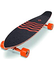 Street Surfing Kicktail 36 Longboard Mixte Adulte, Blown Out