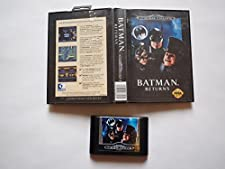 Mega Drive - Batman Returns