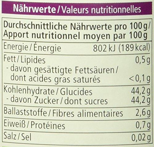 Alnatura Bio Fruchtaufstrich Waldfrucht, vegan, 6er Pack (6 x 250 g) - 3